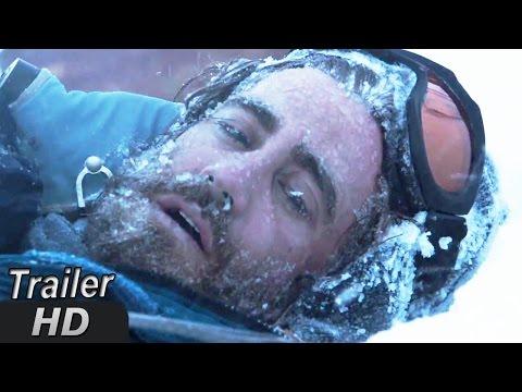 Everest (Jake Gyllenhaal) Trailer 2015 Español