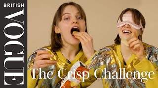 The Crisp Challenge with Fran Summers | Vogue