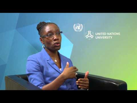 Competing Solutions to Keeping Peace in Africa, a Conversation with Dr. Comfort Ero