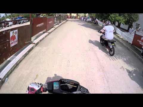 Valentina Martinez #429 Categoria Scooter Y  4t Expertos Motovelocidad Calda Viejo Alvarado 2015