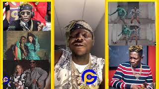Shatta Wale and Beyoncè 'Already' music video is fake - Pope Skinny