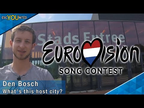Eurovision 2020: What's this host city? Den Bosch