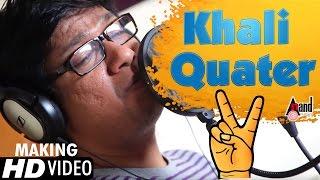 Khali Quater - Making - 'Official Video' - 'Victory' Feat. Sharan, Asmita Sood