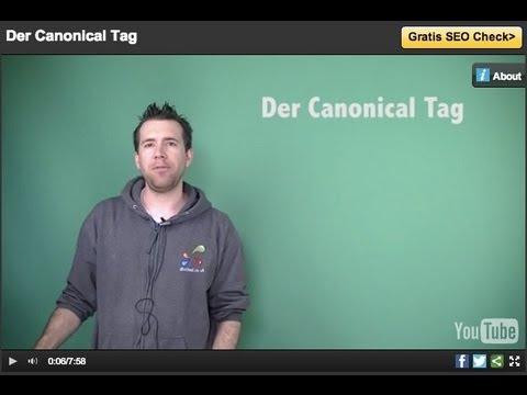 Das Canonical-Tag - Tipps, Tricks und praktische Anwendungsbeispiele
