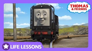 Admitting Your Mistakes | Life Lesson | Thomas & Friends