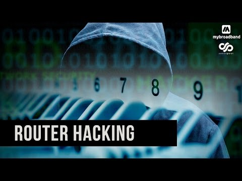 ADSL router hacking is easy