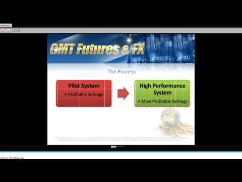 Dax Futures trading Systems Case Study Part 1 - Pro Trader Live Training 9th January 2012