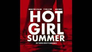 DJ T Marq - Hot Girl Summer (JERSEY CLUB REMIX)
