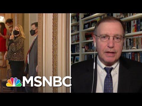 Chuck Rosenberg Breaks Down Impeachment Prosecution's 'Brick-Upon-Brick' Approach   MSNBC