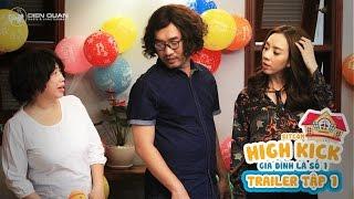 Gia đình là số 1 sitcom   trailer tập 1: Tiến Luật khó xử khi không biết nghe lời mẹ hay vợ