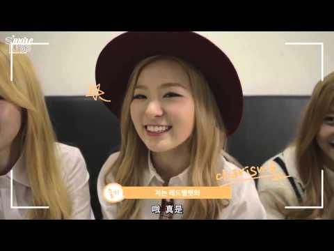 【S'moreKiss中字】150313 Red Velvet - Ice Cream TV