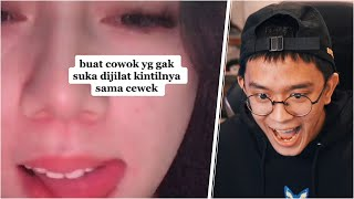 REACTION TIKTOK BARRRR BARRR