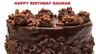 Raunak - Cakes Pasteles_1214 - Happy Birthday