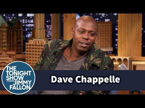 Dave Chappelle Describes His First Encounter with...