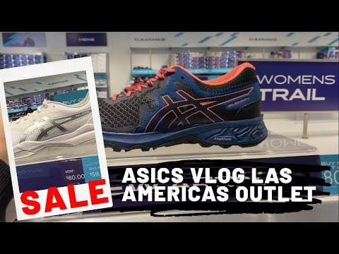 ASICS Factory Clearance Store SALE!!Buy