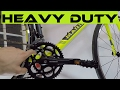 watch he video of 3 Tips On Buying Road Bike For A HEAVY RIDER. Are you 120 kg / 260 lbs?