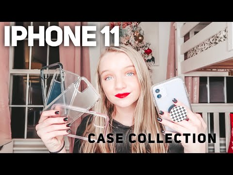 IPHONE 11 PHONE CASE COLLECTION (COPS CALLED?)| Bryleigh Anne