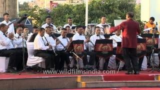 Har karam apna karenge presented by Indian Army Band