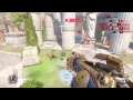 Overwatch online competitive gameplay | PLAY OF THE GAMES