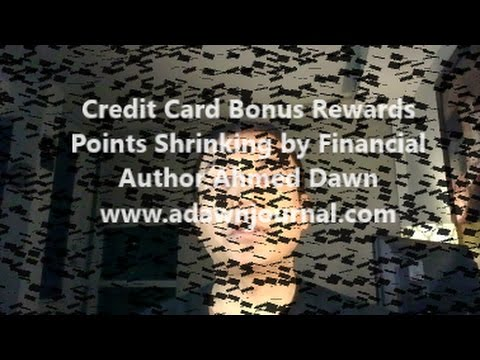 BMO World Elite MasterCard Bonus Rewards Points Shrinking By Financial Author Ahmed Dawn