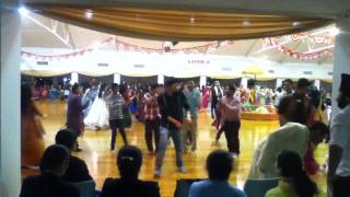 Navsari nights garba at Gandhi hall Auckland 3/9