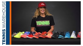 TW Improve: Top Speed Tennis Shoes for 2018