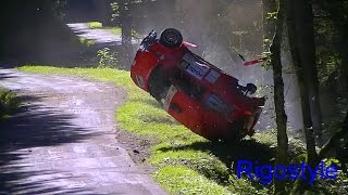 Rallye du Mont Blanc 2016 Crash, on the limit By Rigostyle