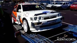 Solo Ford Cosworth en el Rally isla bonita 2017