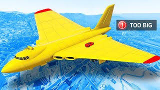 The Biggest Plane That Money Can Buy.. (GTA 5)
