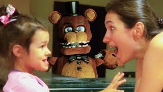 Пять ночей с Фредди фильм Five Nights At Freddy s film movie bonnie, foxy andchica fnaf
