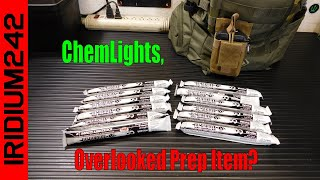Chem Light Glow Sticks: An Overlooked Item For Preppers!