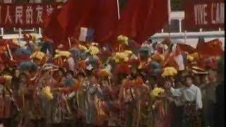 Georges Pompidou en Chine