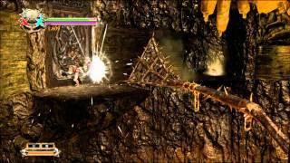 Let's Play Dante's Inferno Part 9 - Wenig Fortschritt aber viel Spaß
