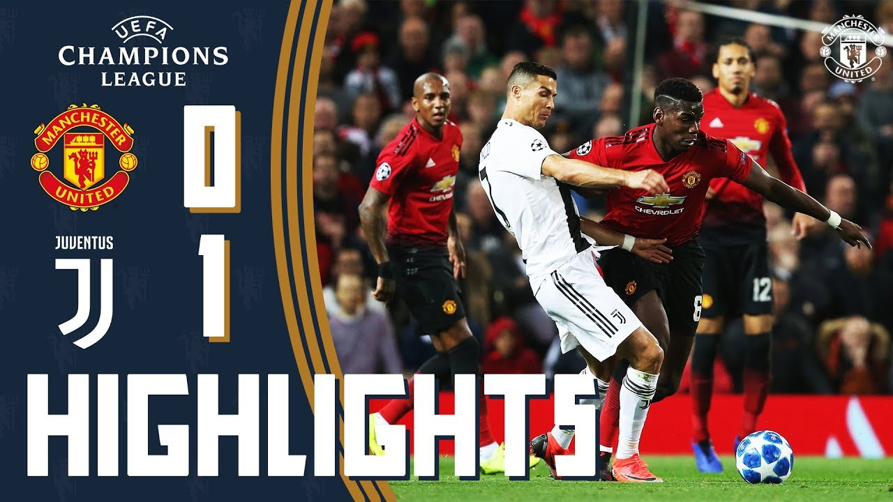 Download Highlights   Manchester United 0-1 Juventus   UEFA Champions League
