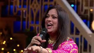 Challa, Kamli & Heer   Performance   Richa Sharma, Harshdeep Kaur & Kapil   On The Kapil Sharma Show