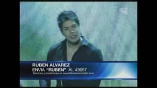 latin american idol 2009 1 workshop Ruben Alvarez