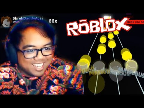 Acai Tries Robeats (and Some Other Roblox Rhythm Games)