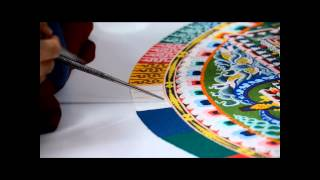 Impermanence of Sacred Earth: The Cycle of the Sand Mandala