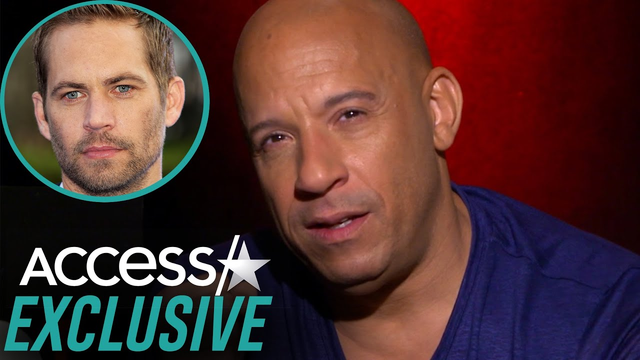 Vin Diesel Credits Paul Walker With Helping Him Address 'Fatherhood Head-On With Pride And Joy'