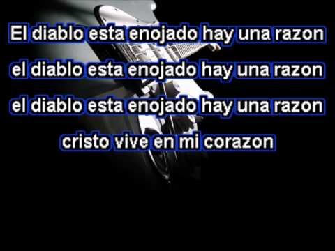 EL DIABLO ESTA ENOJADO - karaoke