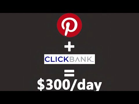 How To Make $300 a Day Promoting Clickbank Products For Beginners 2018