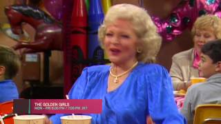the golden girls birthday party
