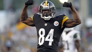 Antonio Brown | Career Highlights ᴴᴰ
