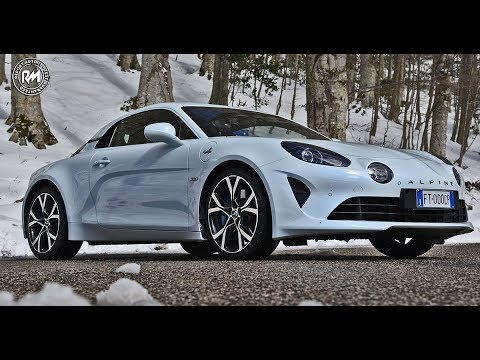 Alpine A110 - Test Drive by ReportMotori it