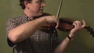 Violin Lesson #48; String Crossing pt. 6 (w/ slurs)