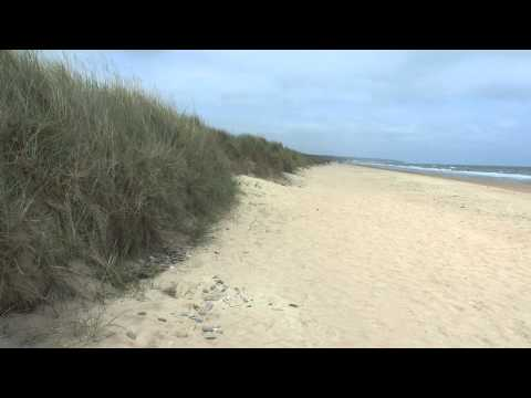 Omaha Beach walkthrough 2014.