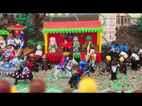 Film playmobil - Exposition playmobil 2017
