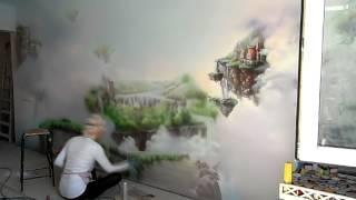 """""""Мир  в облаках"""" г.Киев в Комфорт Таун"""