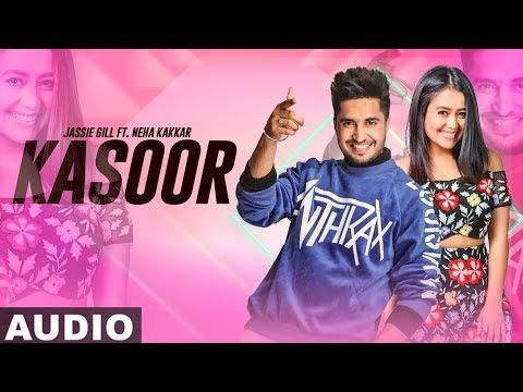 Kasoor Full Audio  Jassi Gill  Neha Kakkar  Latest Punjabi Songs 2019  Speed Records