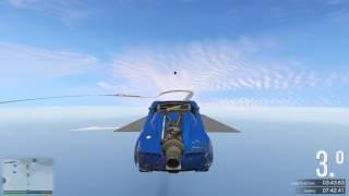 GTA V EL COCHE COCHETE!! Carreras Acrobaticas!